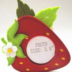 Easter holiday gift felt photo frame