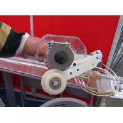 Pneumatic Manual Low-e Edge Deleting Machine