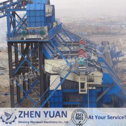 1000~5000 T/h Throughput Coal Crushing And Screeni