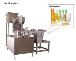China Effervescent Tablet Tube Filling Packmachine