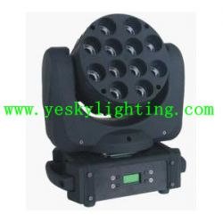 12*12w Rgbw 4 In 1 Led Moving Beam Yk-115