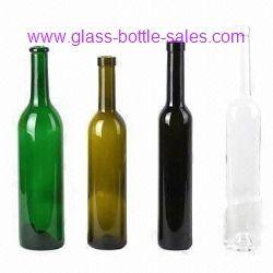 750ml Wine Bottle