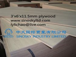 Hardwood Plywood Factory From China