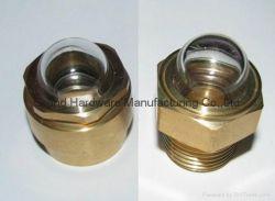 Domed Shape Oil Sight Glass