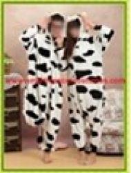 Black Milk Cow Kigurumi Onesie