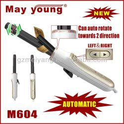 Magical Automatic Rotating Hair Curling Iron M604