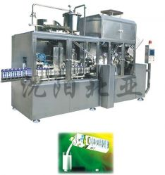 Fresh Milk Aseptic Gable-Top Packing Machines