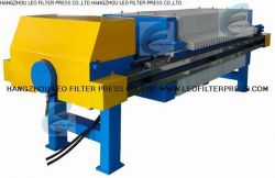 Leo Filter Fully Automatic Operation Filter Press