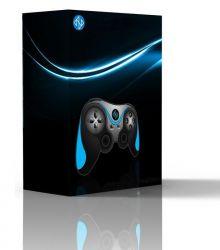 Blurtooth Gamepad