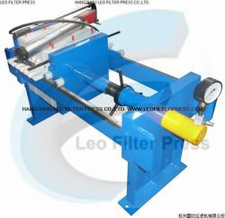 Leo Filter Press Small Size Filter Press For Test