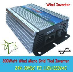 300w Grid Tie Inverter For Wind Turbine