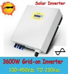 Grid Tie Inverter 3600w (dc100~450v)