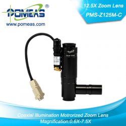 12.5x Motorized Zoom Lens With Illumination