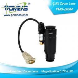 6.5x Motorized Zoom Lens