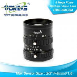 5 Mega Pixels  Fa/machine Vision Lens