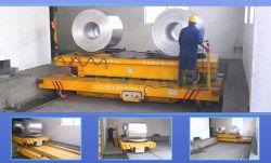 Steel Billet Transfer Car On Rails