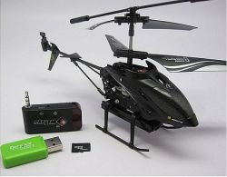 2.4g Rc Helicopter With Camera
