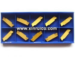 Sell Carbide Parting And Grooving Inserts