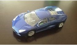 1/43 Pull Back Die Cast Model Car