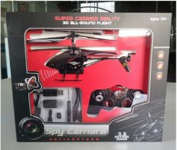 2.4g Rc Plane Radio Control Spy Helicopter