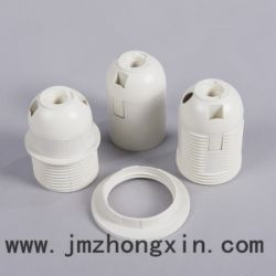 Zhongxin E27-h/l/t Plastic Locked Lampholder