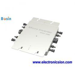Wvc 600w-1200w Solar Power Micro-inverter