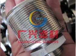 Stainless Steel304 Strainer Filter Nozzles