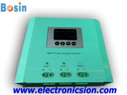 Mppt Charger Controller For Solar Power System