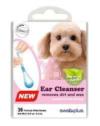 Swab Pet Ear Cleanser Swab For Dog