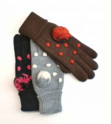 Gloves,knitted Gloves,acrylic Gloves,woolen Glove