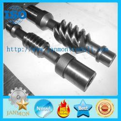 Customed High Precision Worm Shaft