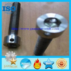 Customed High Strength Black Hex Socket Bolt