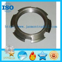 Zinc Plated Hex Self Locking Nut
