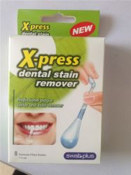 Swab X Press Dental Stain Remover Swabs