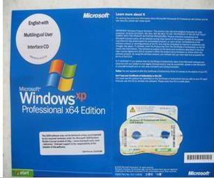 windows xp 64-bit edition