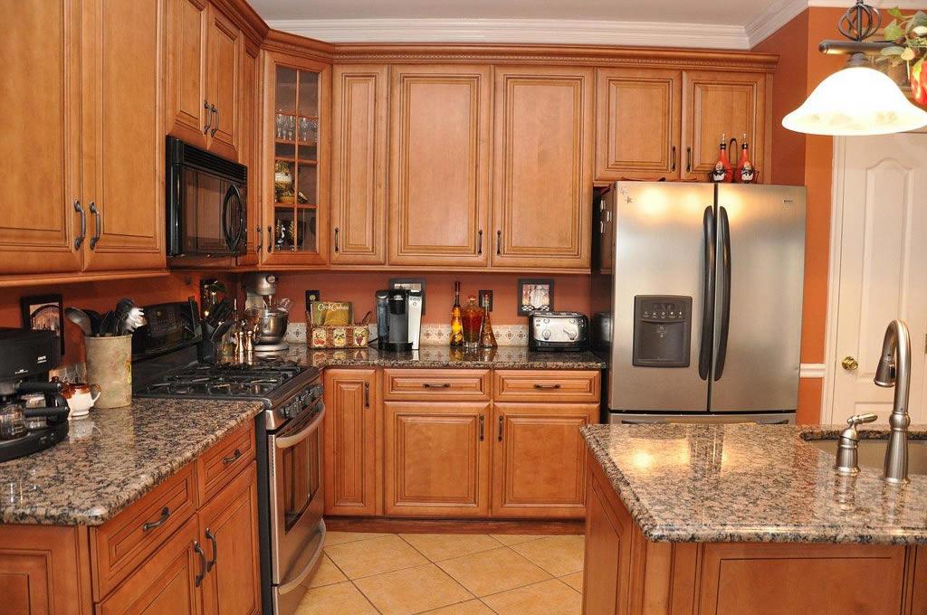 American Standard Kitchen Cabinet